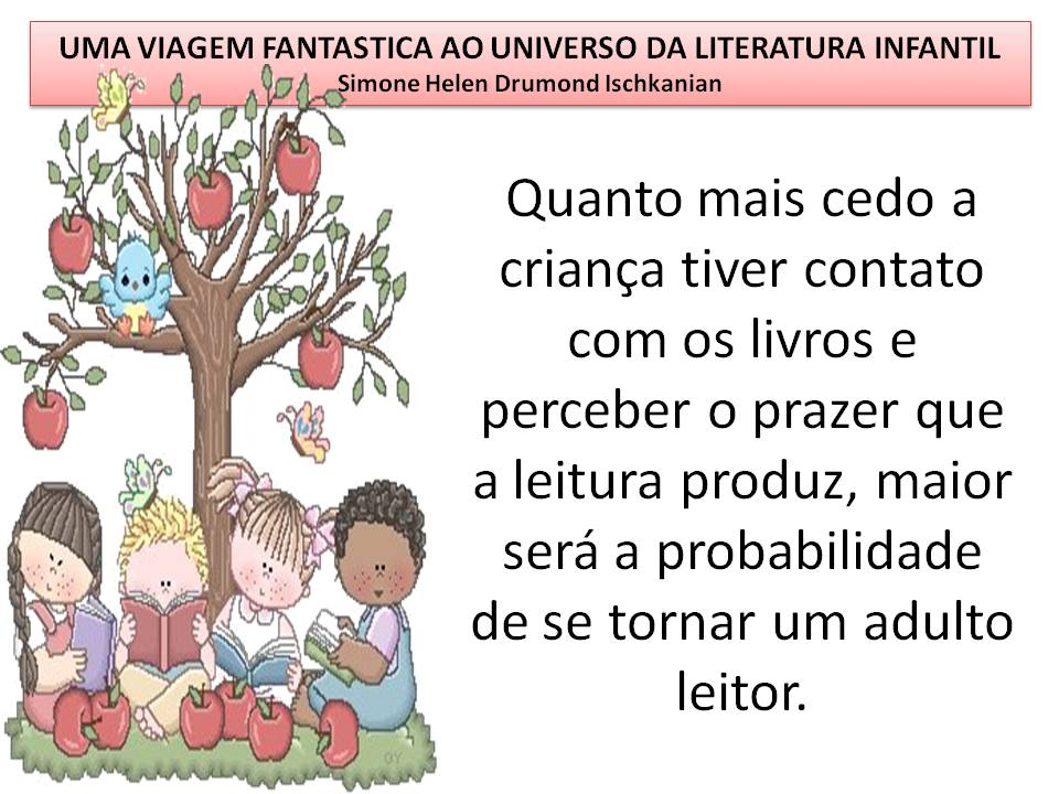 Tag Frases De Incentivo A Leitura Para Alunos Da Educação Infantil